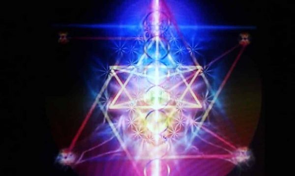 Activate your Merkaba with one hologram !