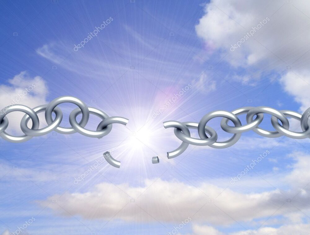 Dissolve karma with three energetic holograms
